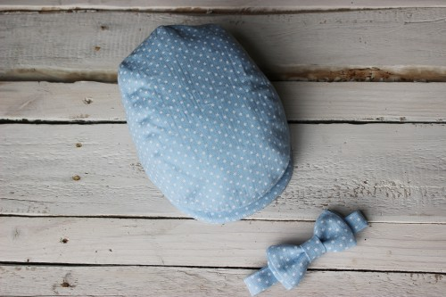 Hat for a boy with bow tie Boys flat cap Newsboy linen Cap Toddler Flat Cap Baby boy Linen Cap with bow tie Newsboys hat Christening hat