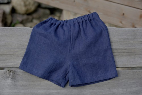 Navy Blue Boys shorts