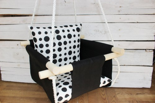 Swing for Baby with pillow